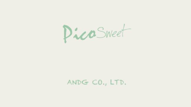 Pico Sweet(ピコスイート)で簡単に好きな画像でオリジナルのコラージュを作る使い方